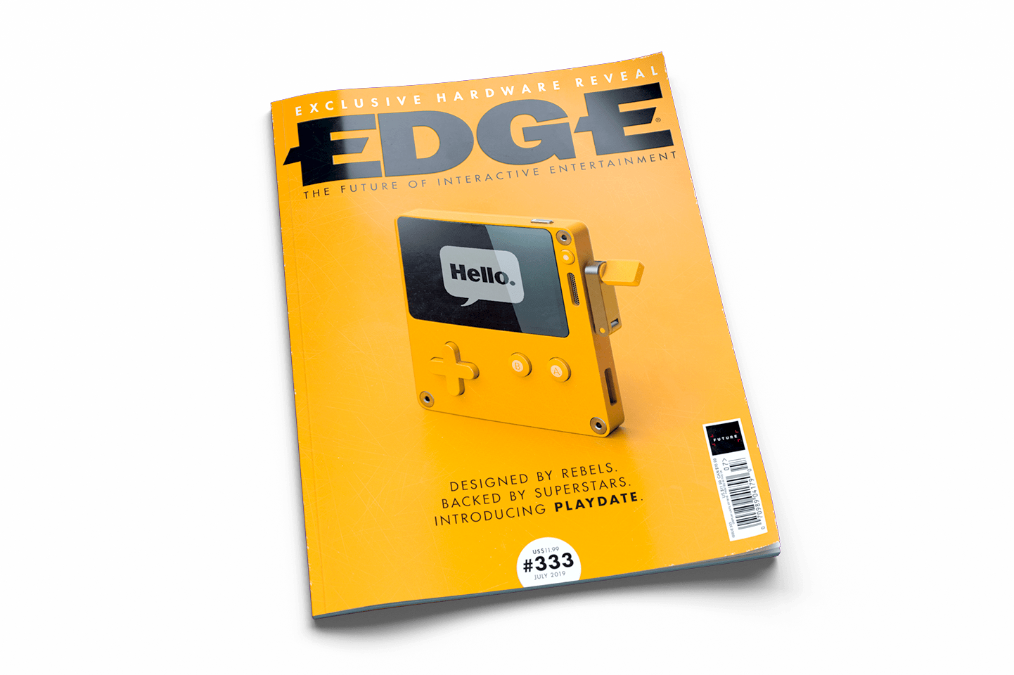 Issue #333 of Edge Magazine